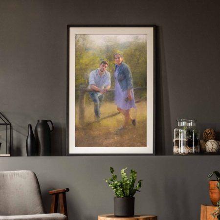 Fotografije obrađene kao umetnička slika