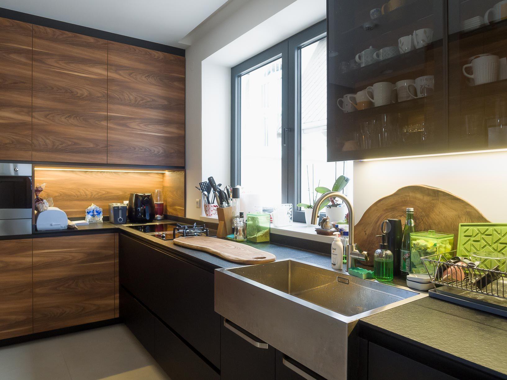 Adaptacija kuhinje, vila na Dedinju Beograd. Fotografija enterijera